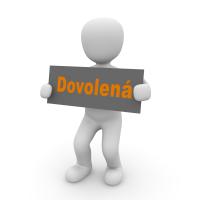Máme dovolenou - DataDetektiv.cz